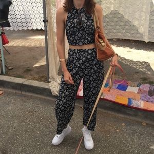 ASOS petite 2 piece outfit